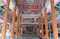Statue du roi sethathirath - Pha That Luang