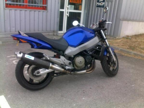 honda X 11 a vendre 4300 euros 26475km