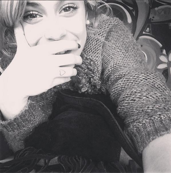 Tini a postée ses photos sur Instagram <3 *_*