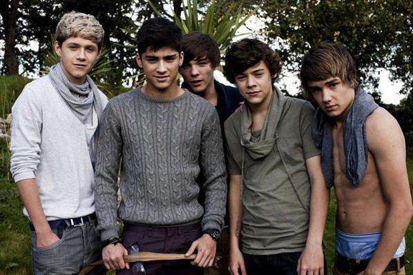 Happy birthday One Direction !! ♥