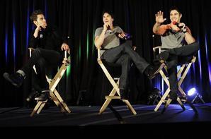 28-29.07.12 Paul,Ian, Torey, Micheal, Zach, Daniel, Nathaniel et Steven était à une convention à San Fransisco.