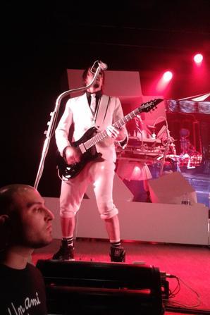 concert de Shaka Ponk le 30 mars 2014