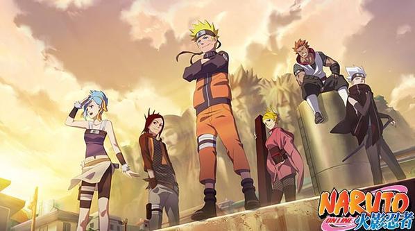 - Naruto Online-