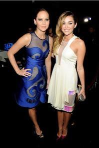 Jennifer Lawrence VS. Miley Cyrus