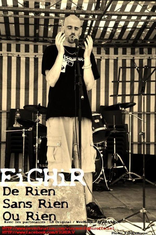 """""""DE RIEN SANS RIEN OU RIEN """"     ( NouveauTiTre ) et  """"SOLDAT DEVIENT"""" Feat Jennifer Menguy     de FiGHiR"""
