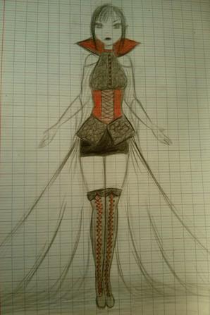 Vampir Queen.