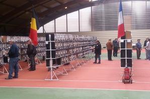 exposition  LENSOISE  CANARIS COULEURS 2014
