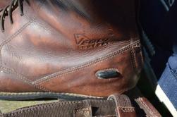 Boots + chaps equi confort cuir marron
