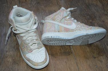 sneakers/basket nike et veste addidas VENDU