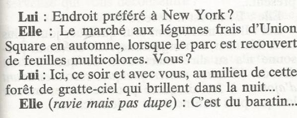 """Extrait de """"Sauve-moi"""" - Guillaume Musso"""