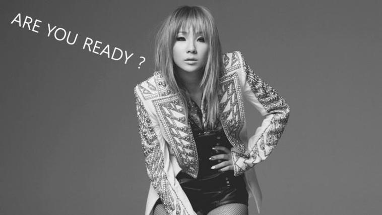 2NE1 i love you cl ( images )