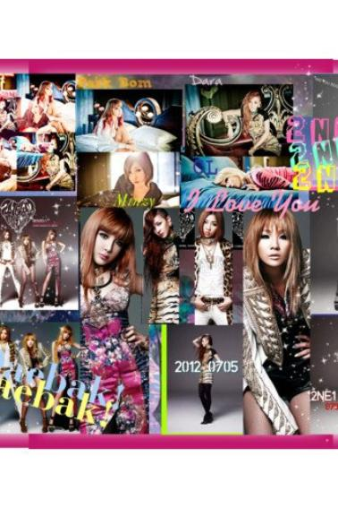 2NE1 i love you ( images )