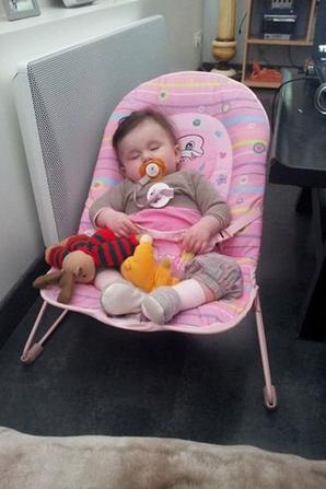 mon bebe <3
