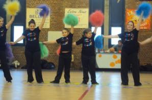 Participation avec ABC Mouvaux. au basket