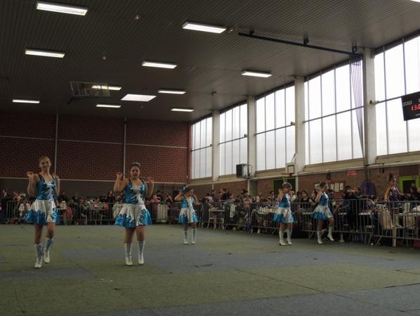 parade petites Courcelles-lès-lens  10 mars 2013