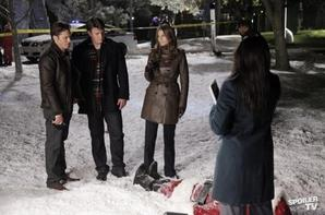 castle 5x09 secret santa promo photos (2)