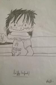 Mes dessins one piece