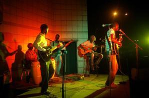 Lammard en concert (Airs Libres) institut français du Congo