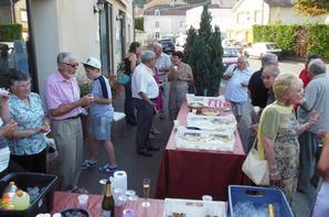 Exposition à Vergt et vernissage 26 juillet 2013