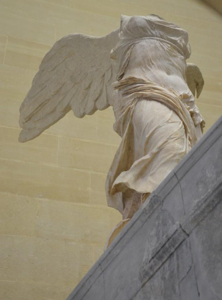 Ma visite au Louvre