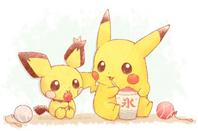 Pikachu picture time.