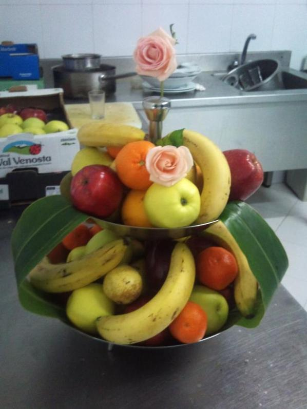 Corbeille de Fruits <3 et mon décoration (l)