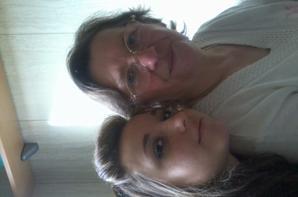 Moi &' ma grand mère <3