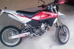 Ma Moto Negro
