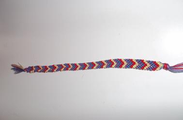DIY : donner un coup de pep's à votre bracelet brésilien