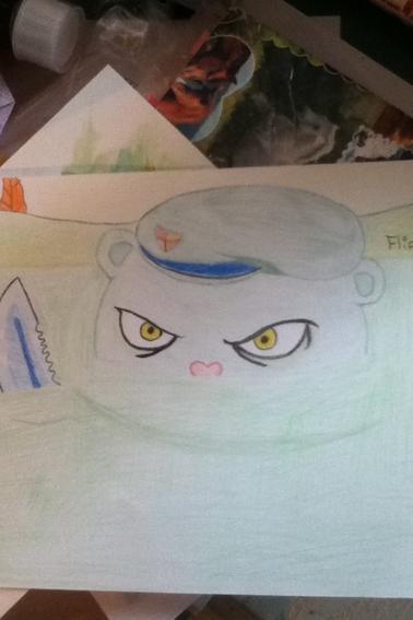 quelque dessin que j'ai fait en Option de dessin
