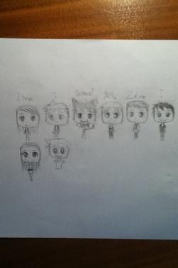 et encore des dessins