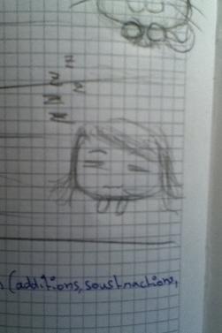quelque dessin fait au court de math ( sauf 2 )
