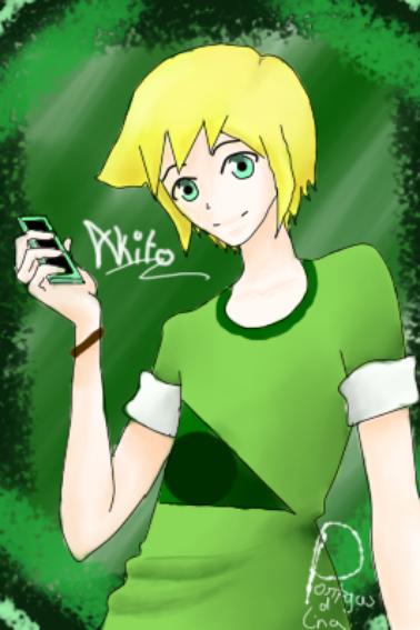 Akito //décalquer
