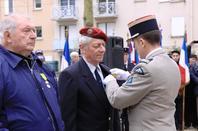 a travers le trou de l'objectif ceremonie DU 19 MARS 2017-Melun-Paris