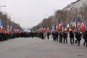 a travers le trou de l'objectif ceremonie DU 19 MARS2018 meaux-Melun-Paris