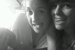Moi et ma meilleure ♥ 14 ans d'amitié pour la vie ♥ :$