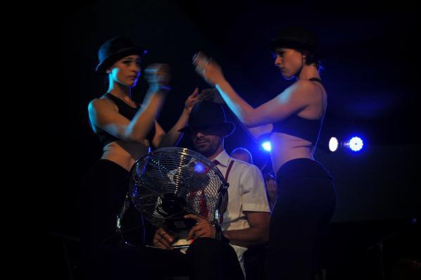 Magie sur scène