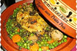 TaGiNe common food in morocco