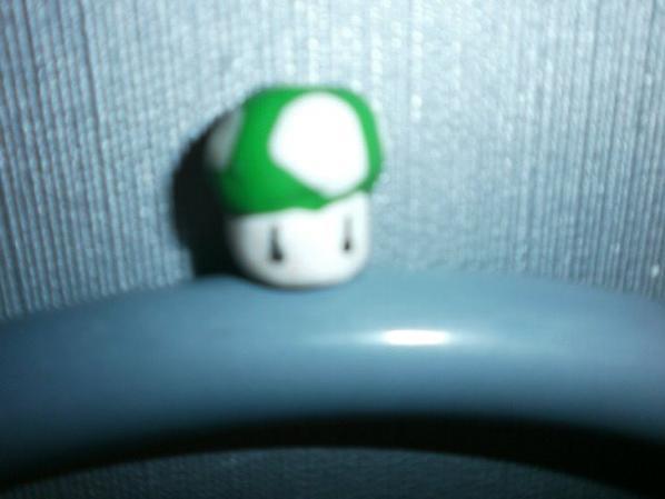 Mario le petit champinion !!!
