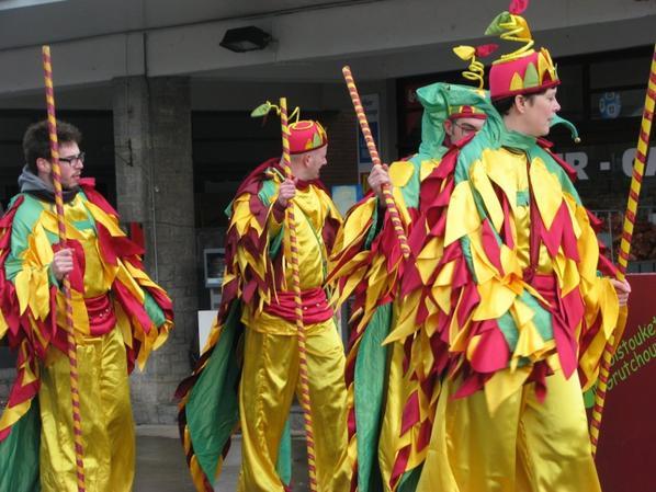 carnaval de barvaux-sur-ourthe 2015