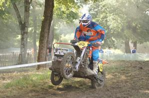 CHAMPIONNAT DE FRANCE DE SIDE CAR CROSS INTER HUISMES 2014