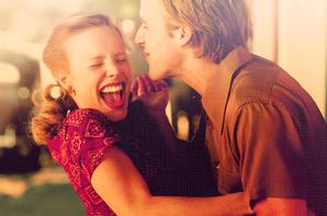 Derrière tout grand amour se cache une grande histoire.