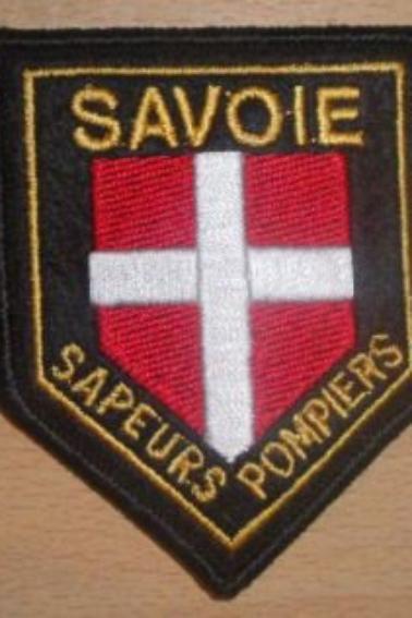 Ecussons des SDIS des départements 69 à 76