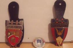 Ma collection sur les pompiers de Clermont-FD (63)