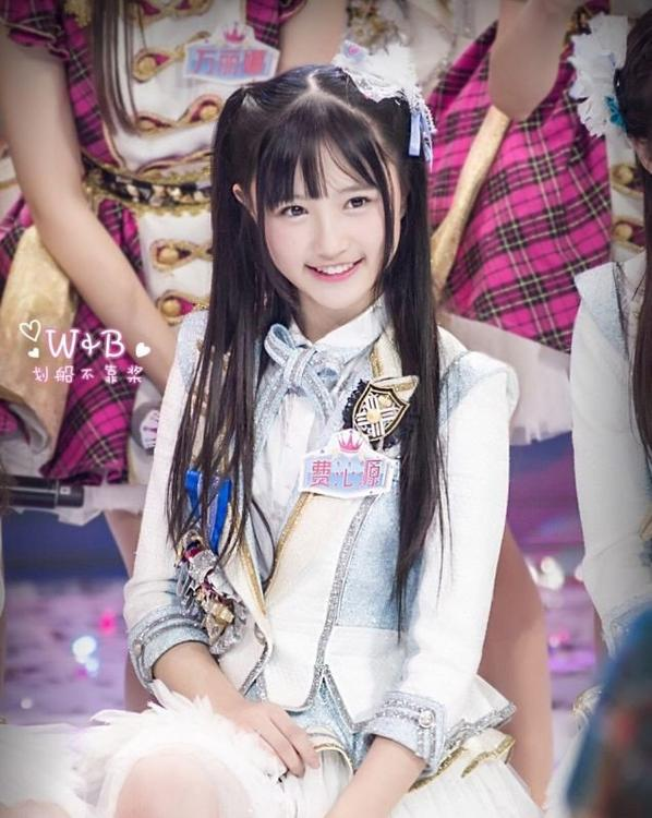 SNH48の五期生メンバーが凄く可愛いと話題になっています