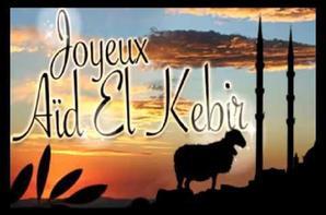 joyeux AID El KBIR ¨¨!!!!<3