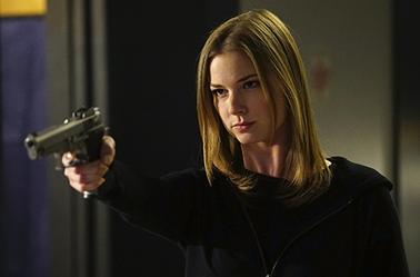 Two badass women wanting revenge *......* ❤❤❤ #Nikita #Amanda #MyLoves