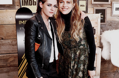 OMG my babes TOGETHER !!! ❤❤❤ *.......* #Kstew #TezPalmer