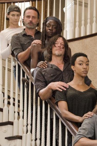 Family ❤❤❤ #TWDCast #Thebest *.....*