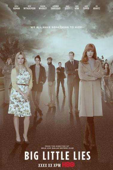 New Serie with Nicole Kidman , Shailene Woodley and Zoe Kravitz  *....*  ❤❤❤❤